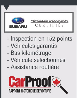 Inspection en 152 points